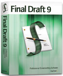 Final Draft Screenwriting Software