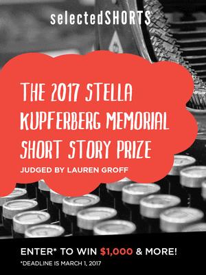 Stella Kupferberg Memorial Short Story Prize—2017