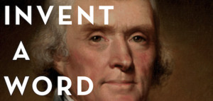Invent a Word Contest—2021